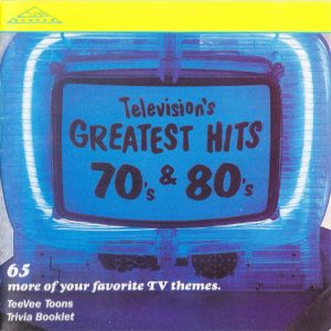 Television's Greatest Hits Vol III original soundtrack