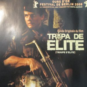 Tropa de Elite / Elite Squad original soundtrack
