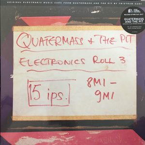 Quatermass & the Pit original soundtrack