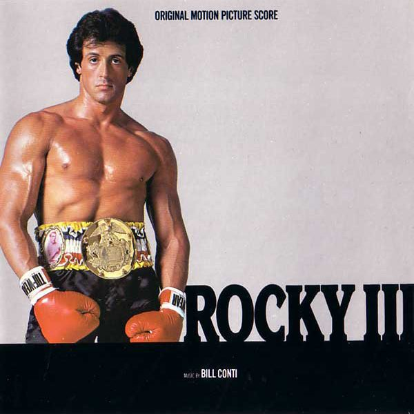 Rocky III original soundtrack