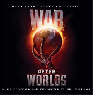 War of the Worlds original soundtrack