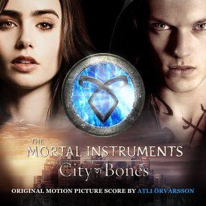 Mortal Instruments- City of Bones front ost
