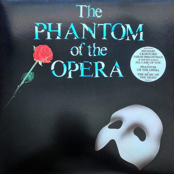 Phantom of the Opera original soundtrack