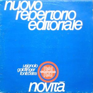 Nuovo Repertorio Editorale: Strumentali del Liscio original soundtrack