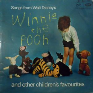 Songs From Walt Disney's Winnie The Pooh And Other Children's Favourites original soundtrack