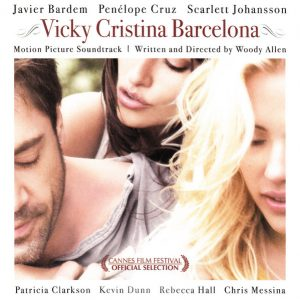 Vicky Cristina Barcelona original soundtrack