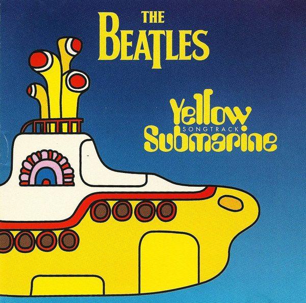 Yellow Submarine original soundtrack
