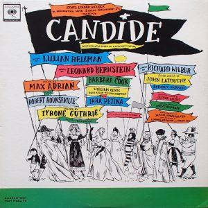 Candide: Original Broadway Cast 1956 original soundtrack