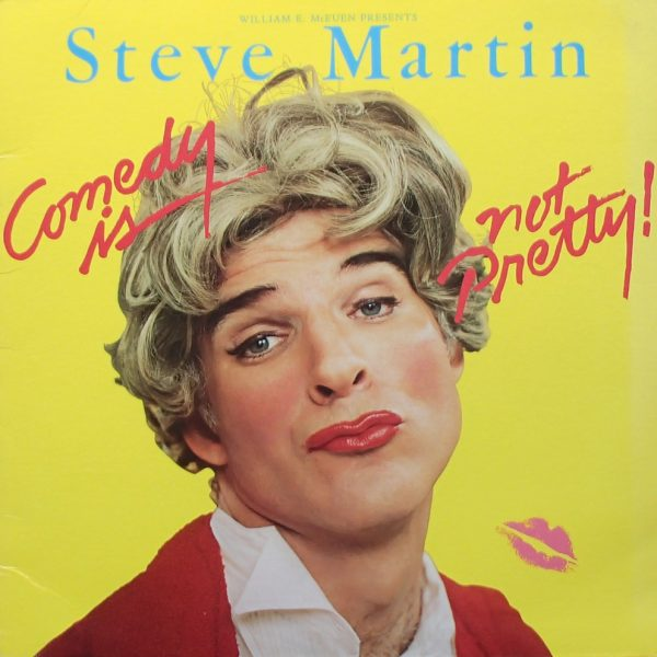 Comedy Is Not Pretty original soundtrack