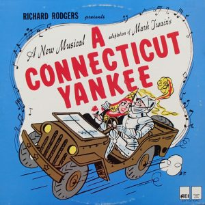 Connecticut Yankee original soundtrack