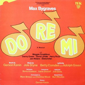 Do Re Mi (1961 Original London Cast) original soundtrack