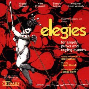 Elegies: for angels punks and raging queens original soundtrack