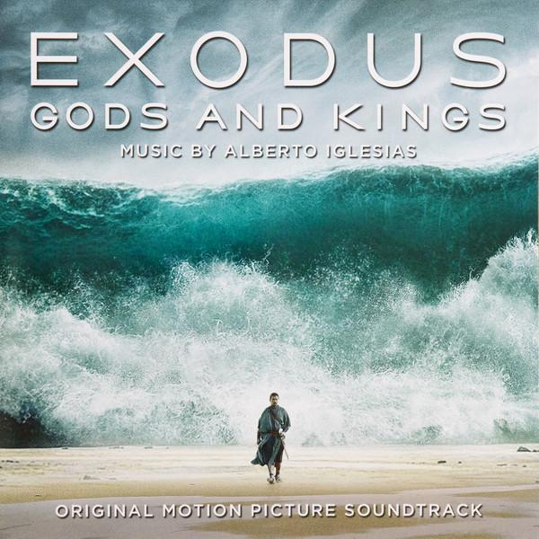 Exodus: Gods And Kings original soundtrack