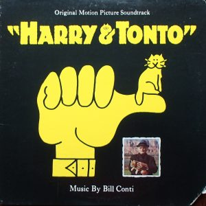 Harry & Tonto original soundtrack