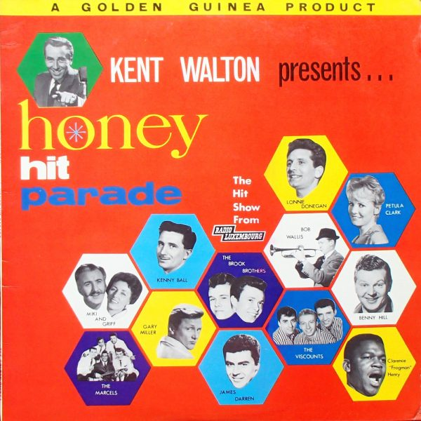 Honey Hit Parade original soundtrack