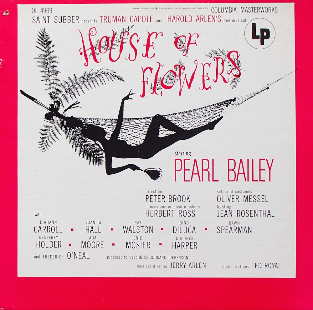 House of Flowers - original soundtrack buy it online at the soundtrack to  your life