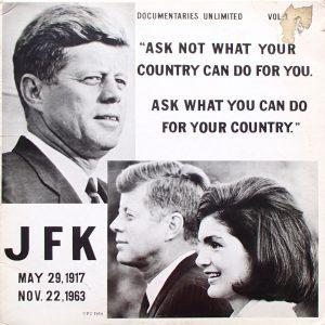 JFK-The Man, The President original soundtrack