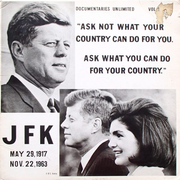 JFK-The Man, The President original soundtrack