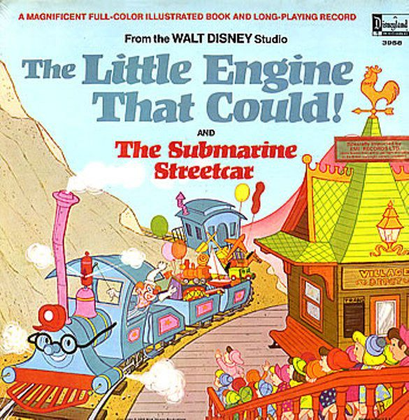 Little Engine That Could! And The Submarine Streetcar original soundtrack