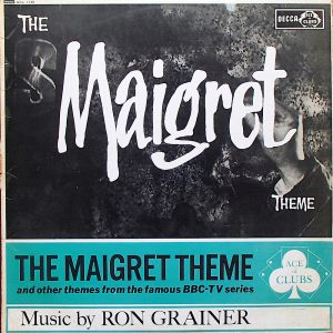 Maigret original soundtrack