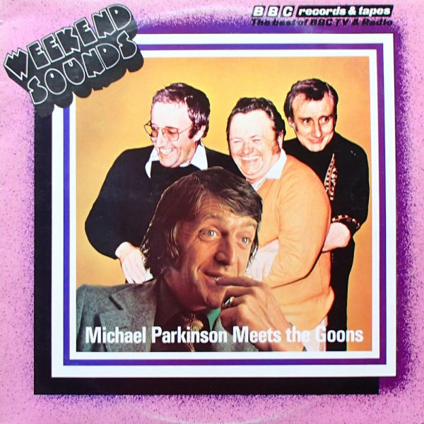 Parkinson Meets The Goons original soundtrack