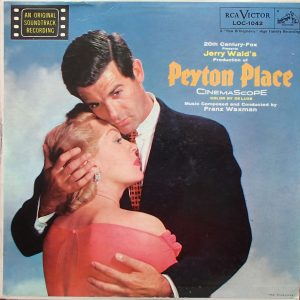 Peyton Place original soundtrack