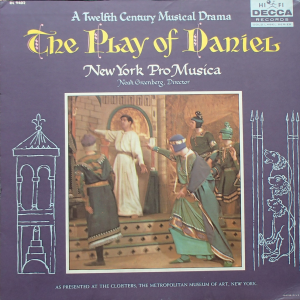 Play of Daniel original soundtrack