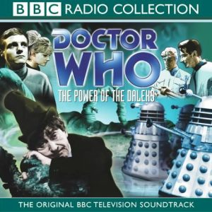 Doctor Who: The Power of the Daleks original soundtrack