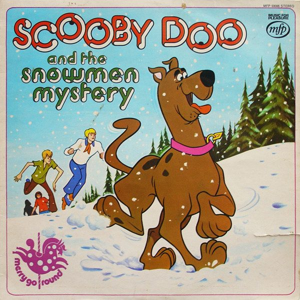 Scooby Doo and the Snowmen Mystery original soundtrack