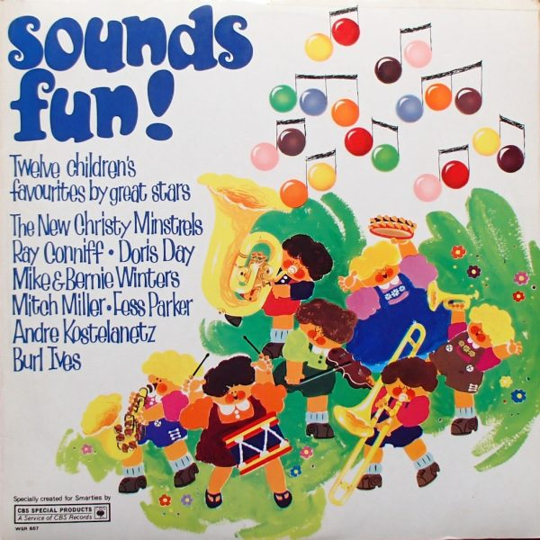 Sounds Fun: Smarties special product original soundtrack