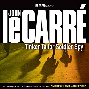 Tinker Tailor Soldier Spy original soundtrack