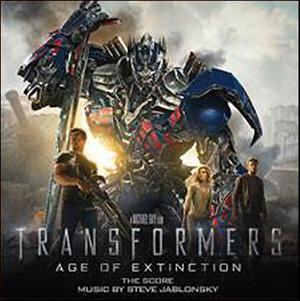 Transformers: Age of Extinction original soundtrack