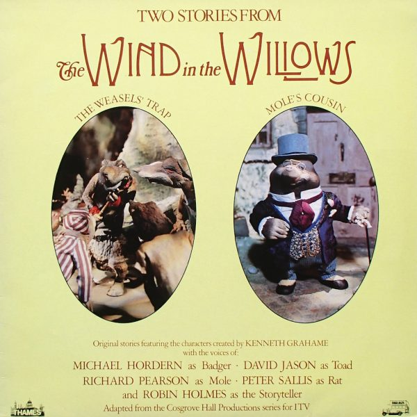 Wind In The Willows original soundtrack