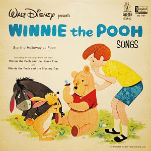 Winnie the Pooh Songs original soundtrack
