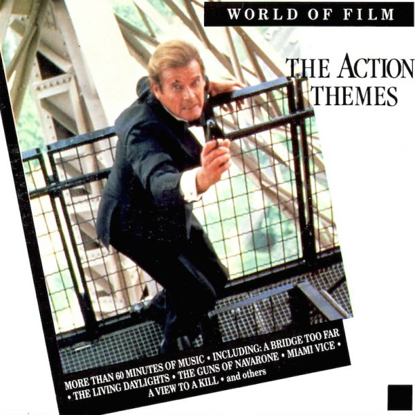 Action Themes original soundtrack