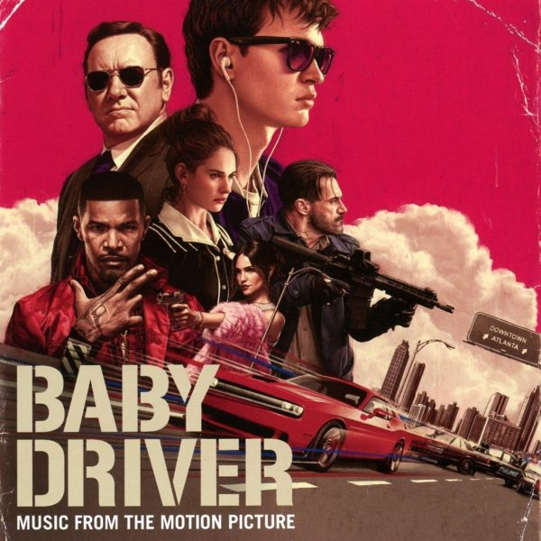 Baby Driver front
