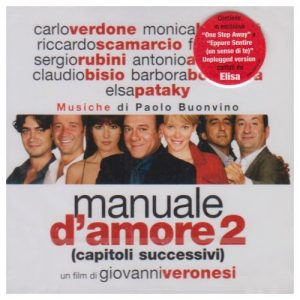 manuale d'amore 2 original soundtrack