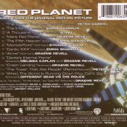 Red Planet back