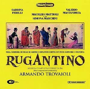 Rugantino original soundtrack