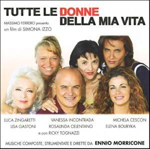 Tutte Le Donne Della Mia Vita original soundtrack