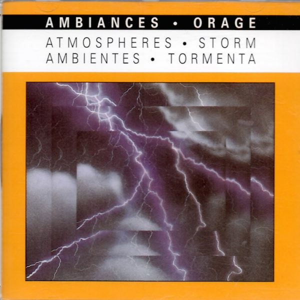 Ambiences original soundtrack