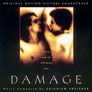 Damage original soundtrack