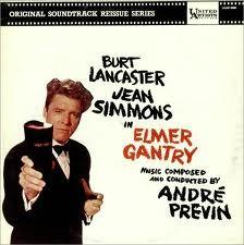 Elmer Gantry original soundtrack