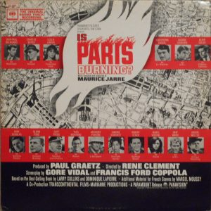 Is Paris Burning? original soundtrack