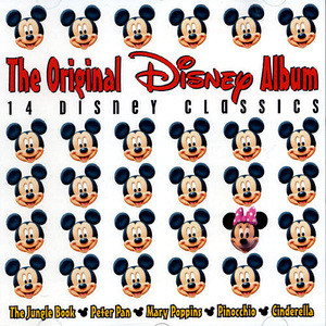 Original Disney Album original soundtrack