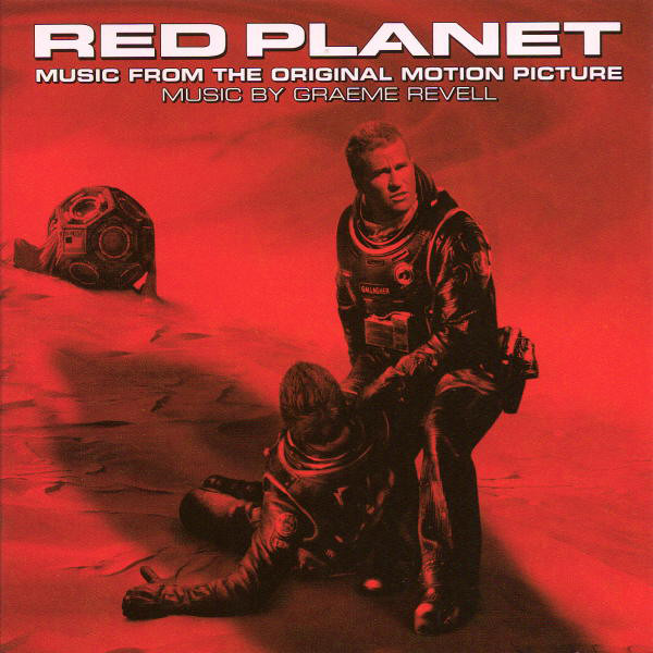 Red Planet original soundtrack