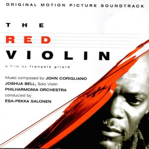 The Red Violin original soundtrack