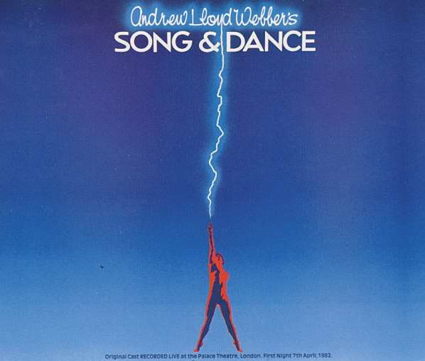 Song and Dance original soundtrack