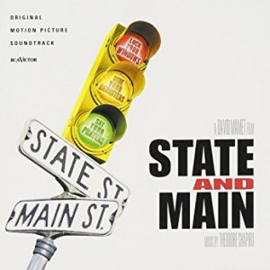 State and Main original soundtrack