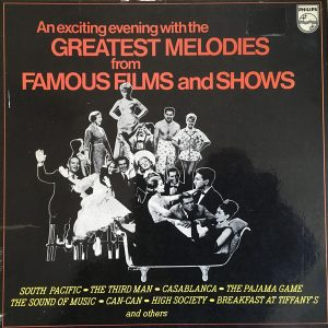 An exciting evening with the greatest melodies from famous films and shows